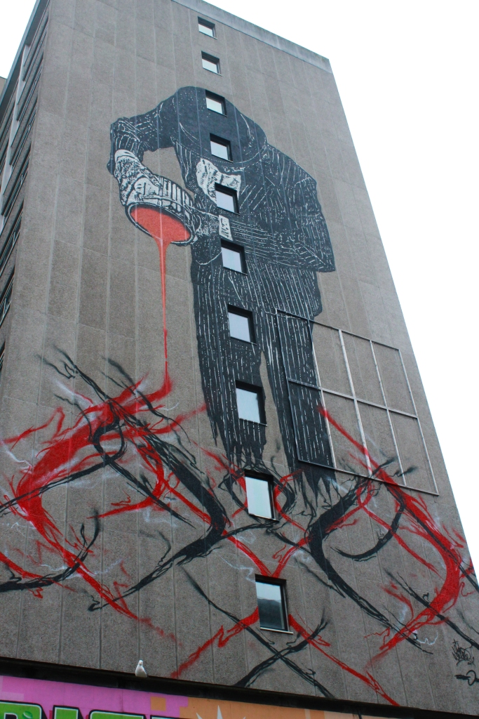 Graffiti edits